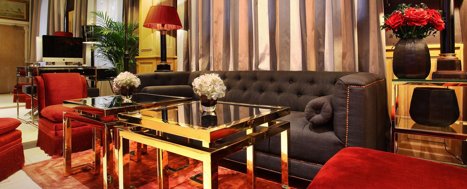 Hotel Pres Du Trianon Paris