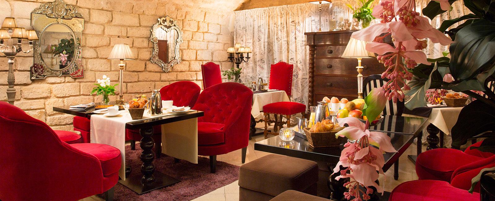 Hotel Les Marronniers Paris